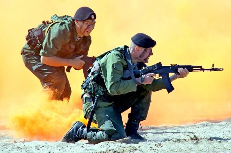 Российскому спецназу нашли «работу» в Африке