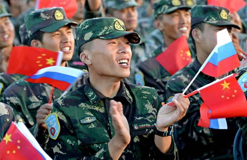 «Самые сильные и нас не боятся»: Что думают китайцы о российской армии