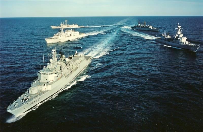 Учения НАТО в Черном море – подготовка нападения на Россию?