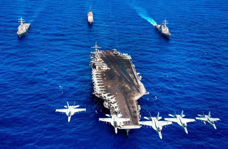 НАТО собирает флот на войну с Россией: чего нам ждать?