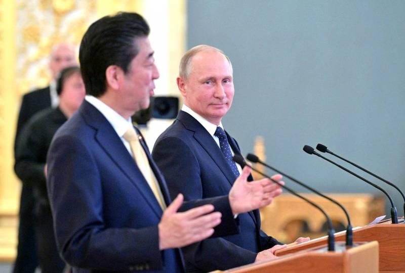 Заигрывания Кремля по Курилам дорого обойдутся России