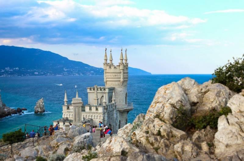 Найден способ надежного обеспечения Крыма водой