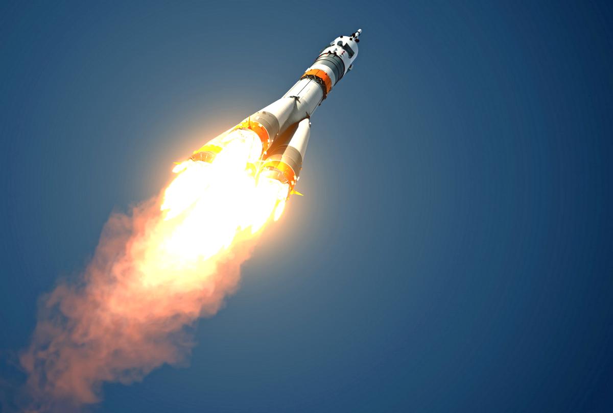 Вебка, картинка с ракетами