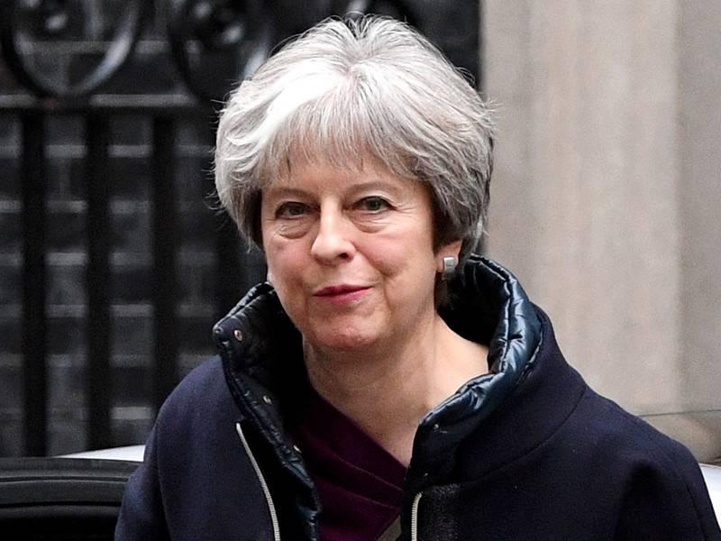 План Мэй по выходу Великобритании из Евросоюза - на грани провала