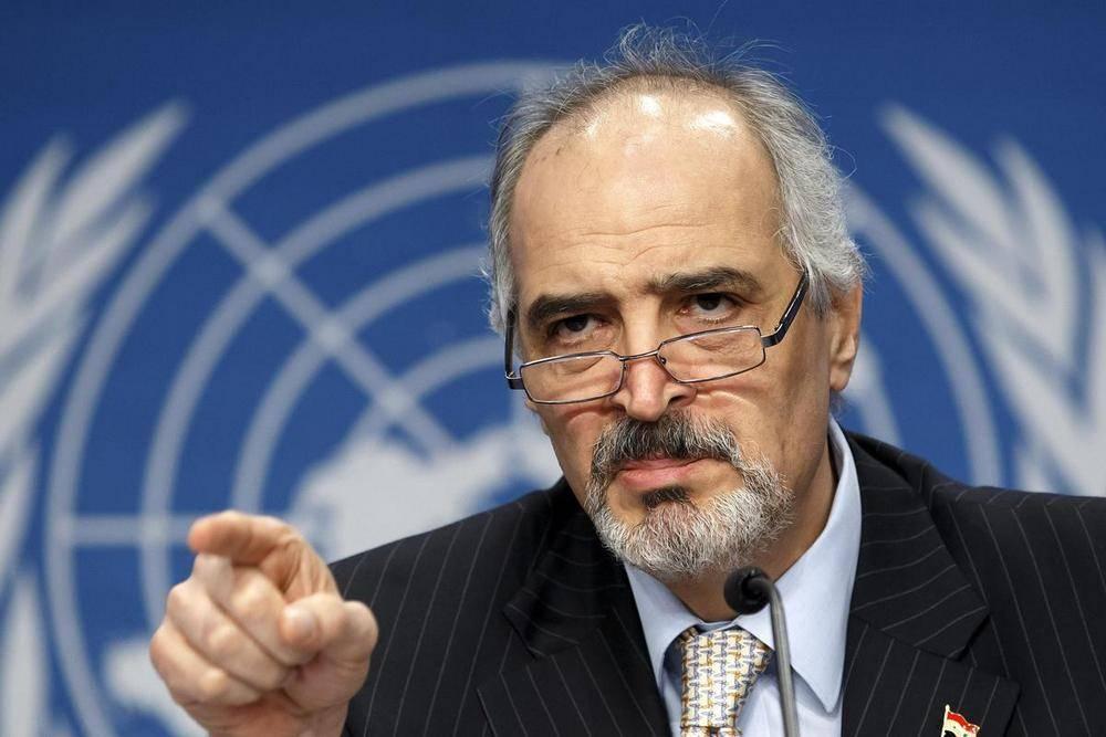 Постпред Сирии в ООН предложил США отдать Израилю два своих штата