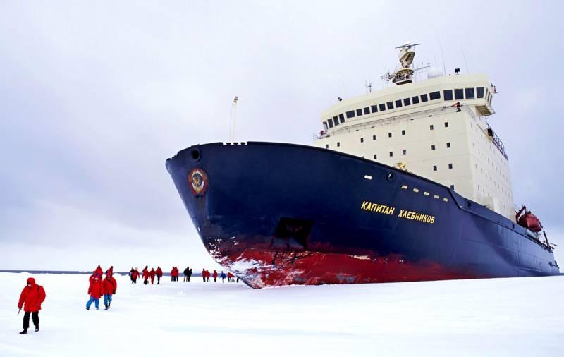 Рост российского влияния в Арктике. Станет ли во льдах жарко?
