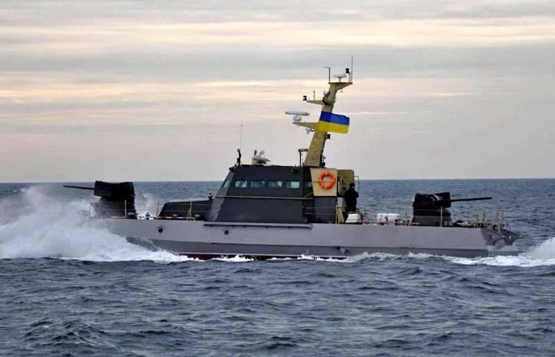«Москитный флот» Украины беспомощен перед российским ВМФ