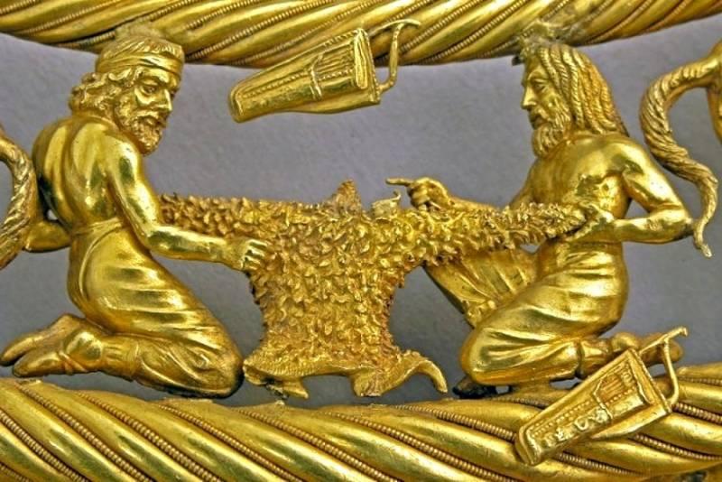 В США хотят отдать золото скифов Украине