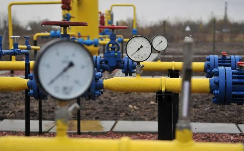 Россия прекращает транзит газа через Украину