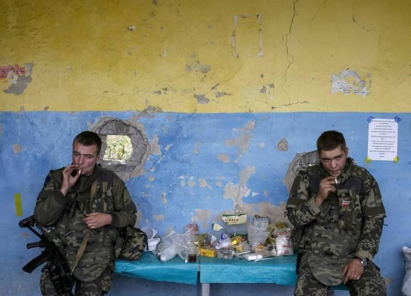 В украинской воздушно-десантной бригаде началась эпидемия чесотки