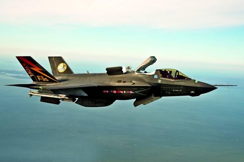 Непригоден к войне: хваленый F-35 оказался полным блефом?