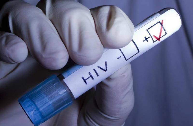 The number of HIV-infected in Russia exceeded one million people