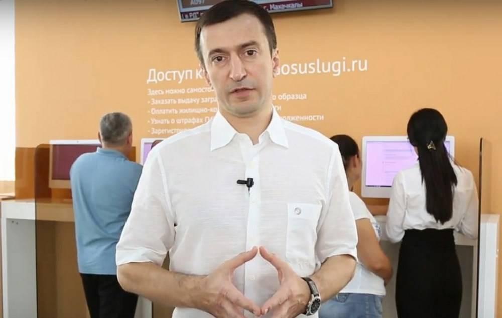 Дагестанского министра сняли ссамолета при попытке сбежать
