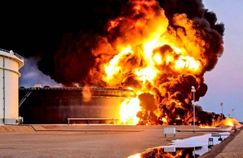 Почему возобновление войны в Ливии выгодно России
