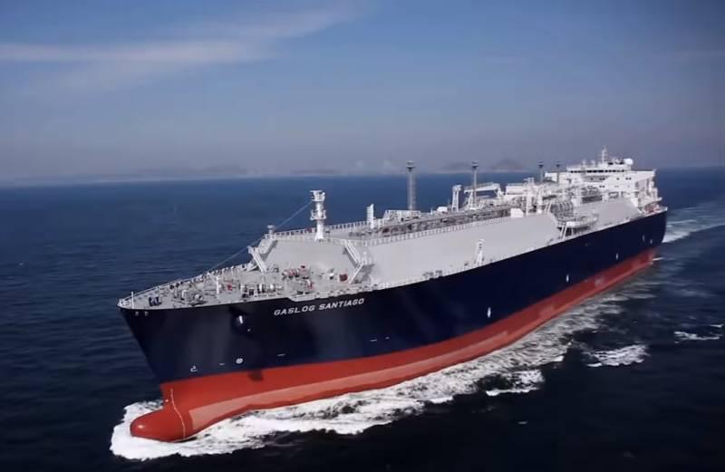 Россия будет строить свои газовозы для «Арктик СПГ»
