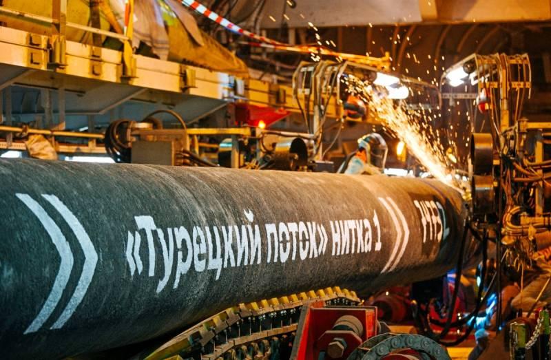 Цена за газ: Турция начала «выкручивать руки» России