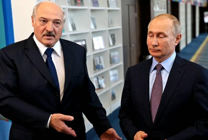 Лукашенко мечется между Европой, коровами и нефтяной трубой