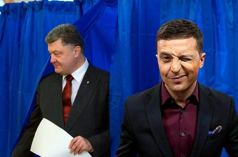 Зеленский в пролете: Почему можно быть уверенным в победе Порошенко