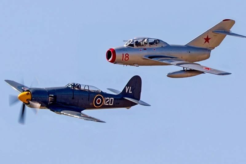 Как советские «отпускники» сбивали американские самолеты в небе над Кореей