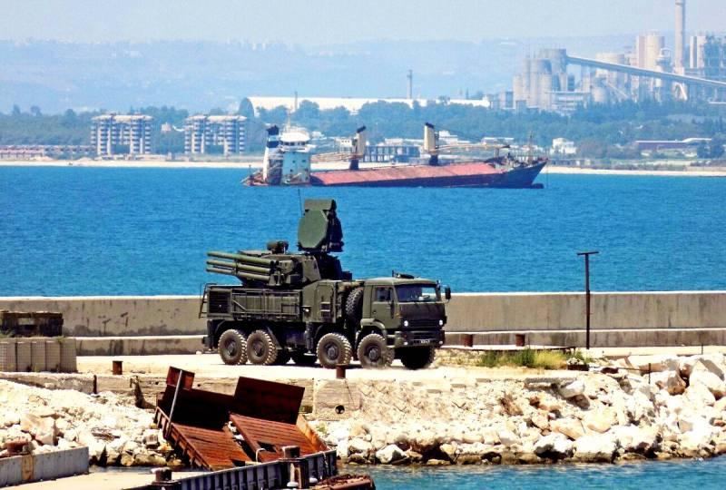 15 апреля 2019 - Выход Ирана на Средиземноморье таит в себе опасность и пользу для России