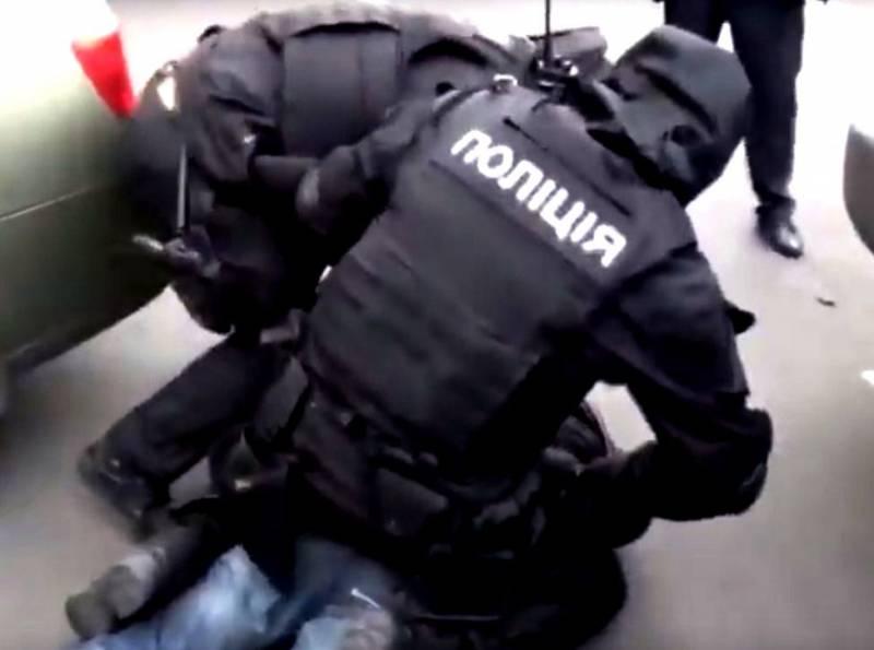 У дома Зеленского поймали бандитов с пулеметом на «тачанке»