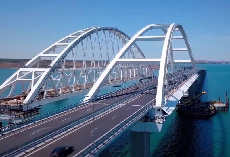22 апреля 2019 - «Раз пустили ракету – и подорвали его»: Крымский мост не дает покоя украинцам
