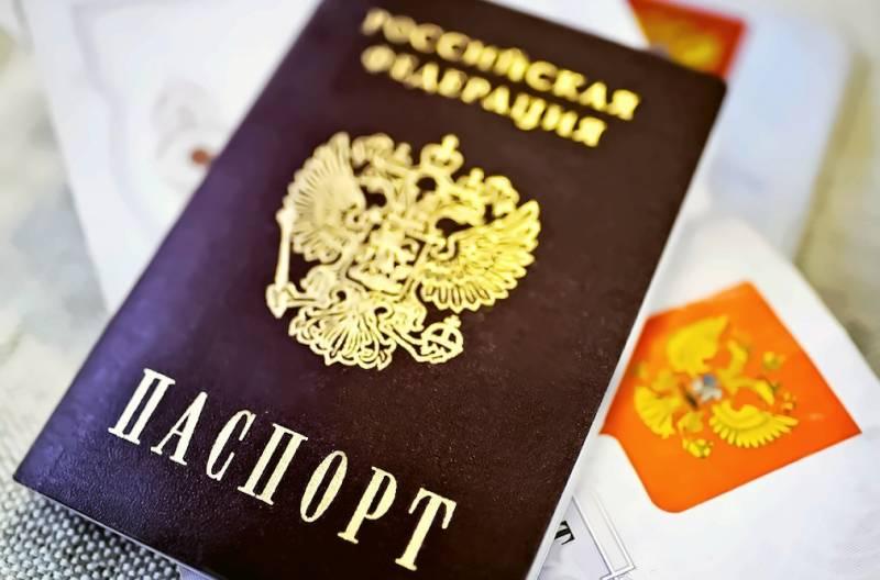 Почему Путин решил выдать паспорта жителям Донбасса именно сейчас