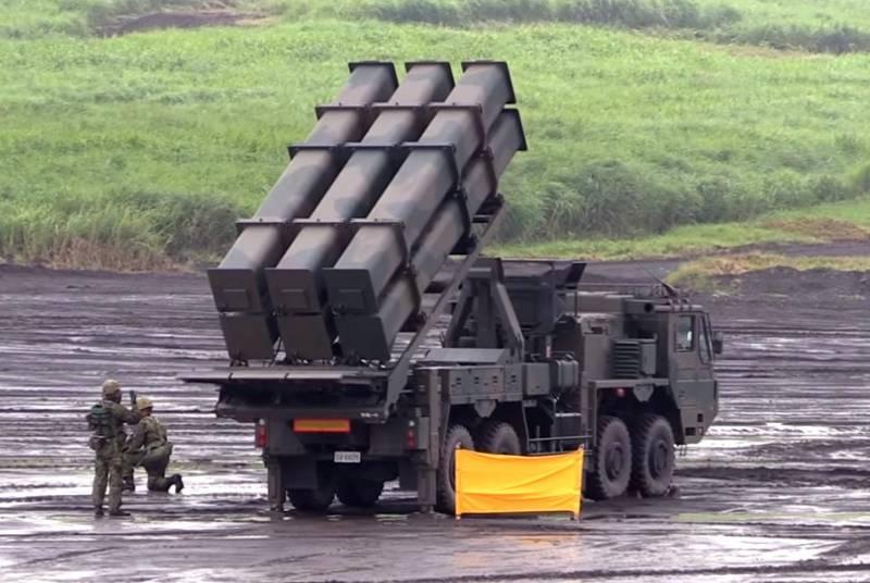 Японские ракеты берут под контроль Курильские острова