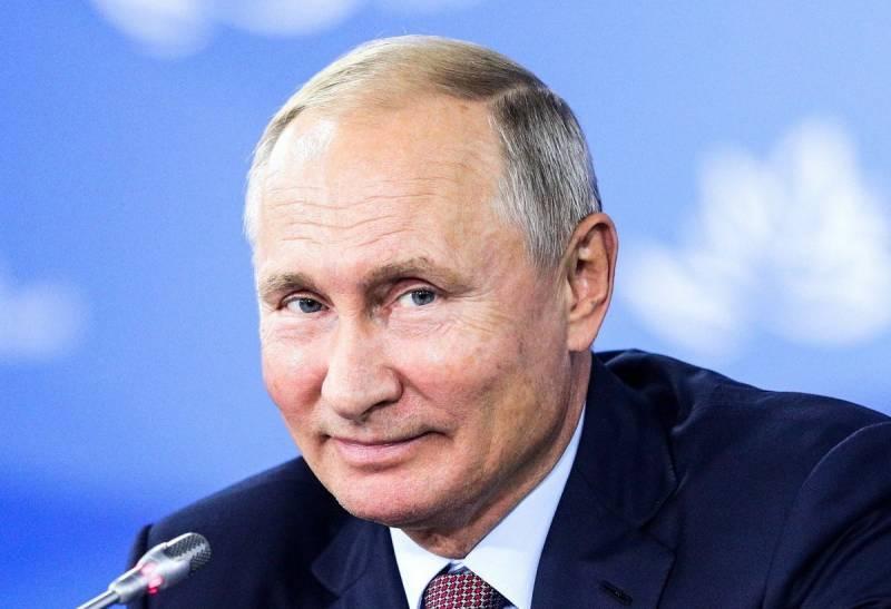 Путин сделал ход конем и, похоже, обыгрывает Украину