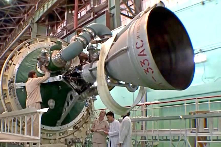 РФ возвратила производство ракетного мотора РД-120 сУкраины