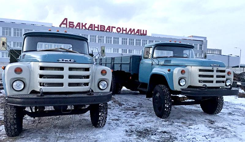 New ZIL-133 Crocodile unexpectedly appeared on sale