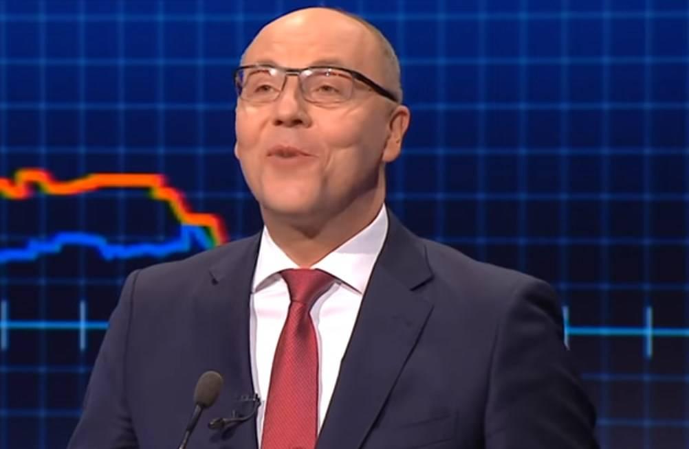 Андрей Парубий призвал собственных приверженцев кновому Майдану— Вызов Зеленскому