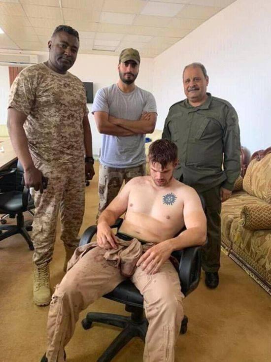 Haftars Armee schoss mit einem ausländischen Piloten ein Flugzeug ab