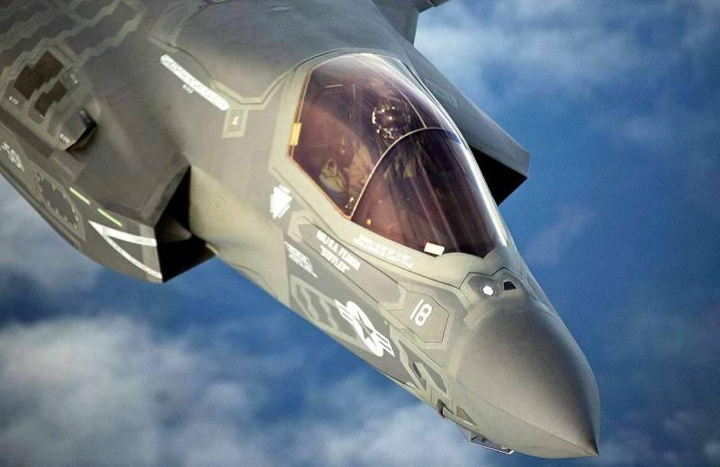 Страсти по F-35: нужны ли России тайны сверхсекретного «утопленника»?