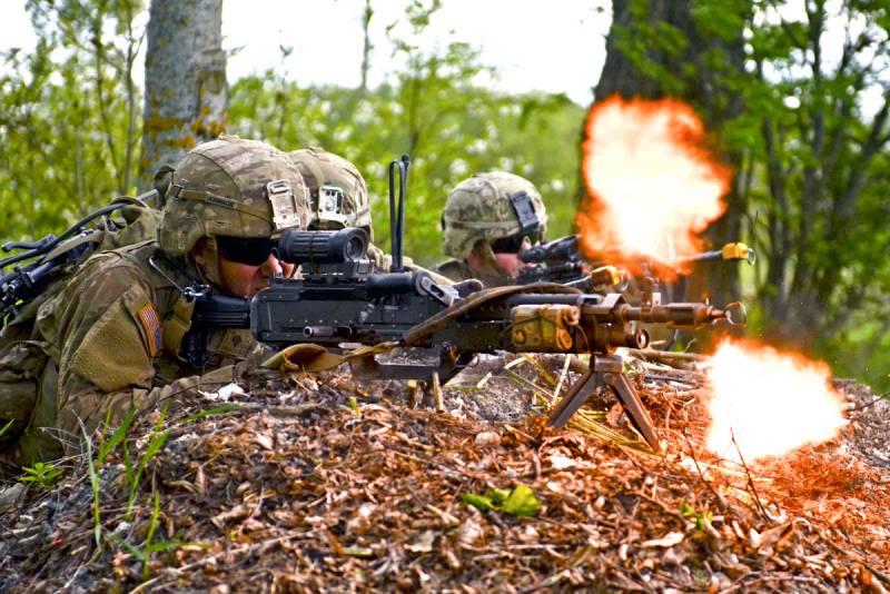 Силы НАТО подошли к границам России на расстояние пушечного выстрела