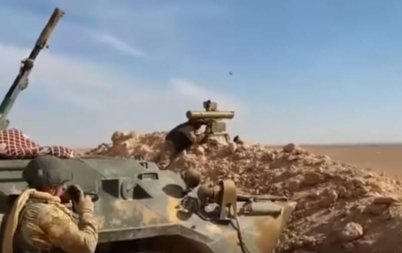 «Эх, недолет»: Российских военных сняли на видео в Сирии