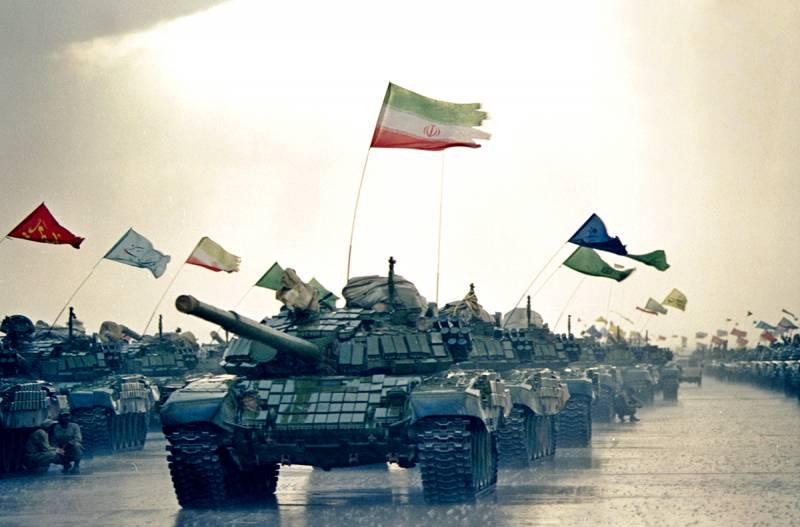 «Ударный кулак» персов: чем Иран ответит на вторжение США
