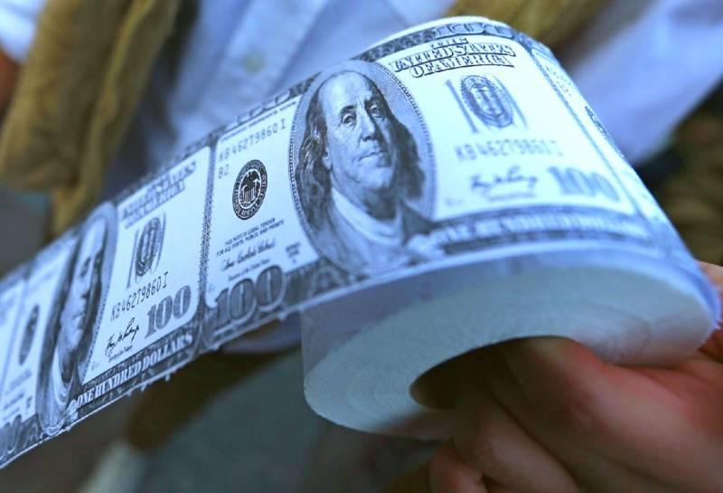 Превратить доллар в бумажку: ответ Китая будет