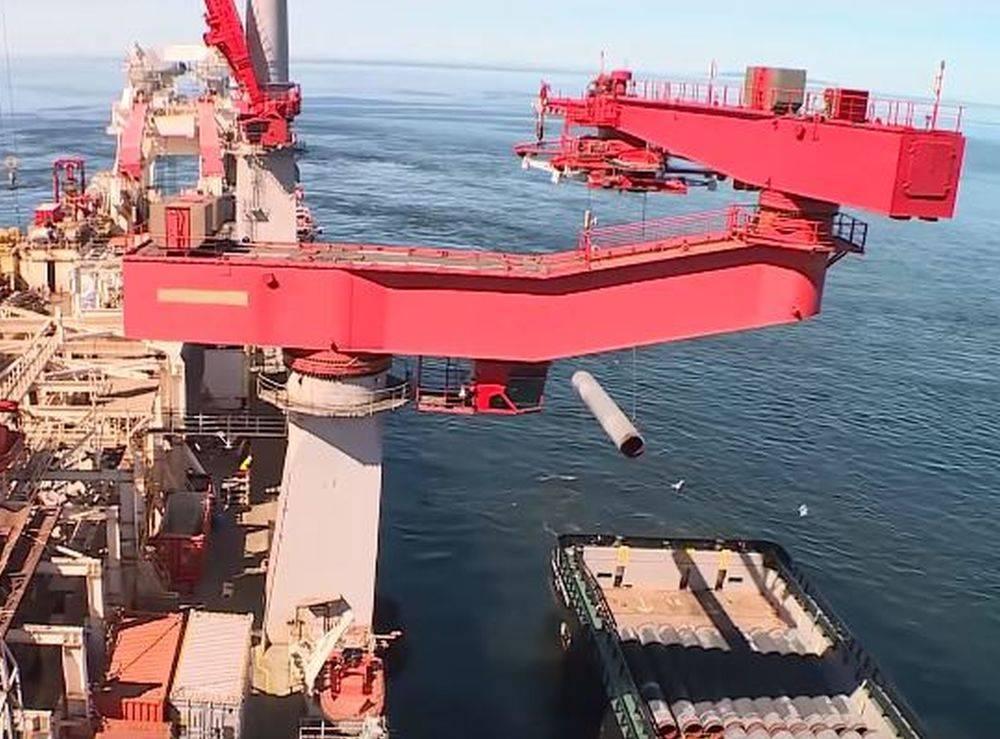 Сумеетли «Газпром» засудить Данию из-за «Северного потока— 2»