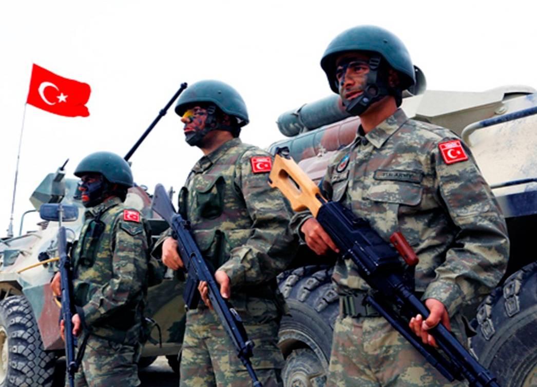 Турция решила мстить Сирии за смерть военного