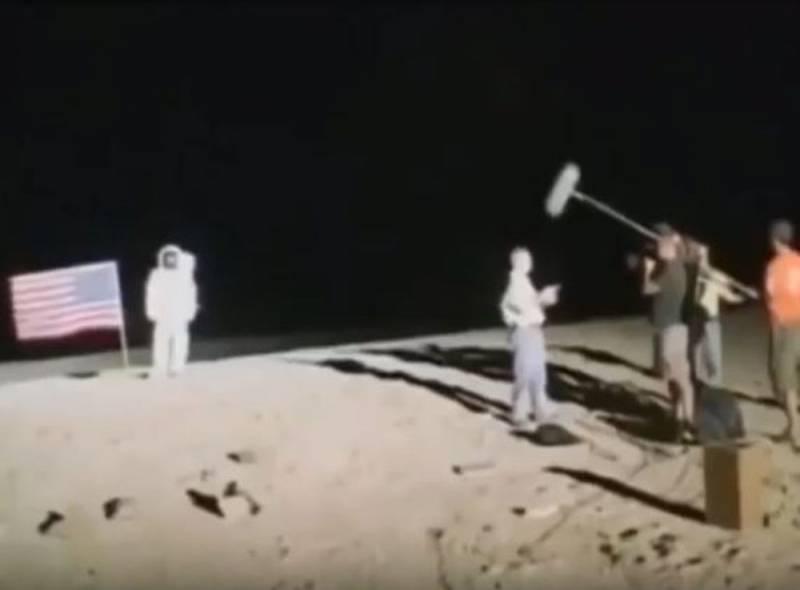 Американцы не были на Луне