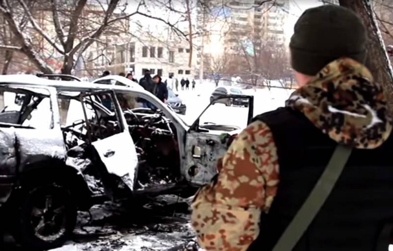 От 11 до 20 лет: В Луганске осудили украинских диверсантов за главу Народной милиции