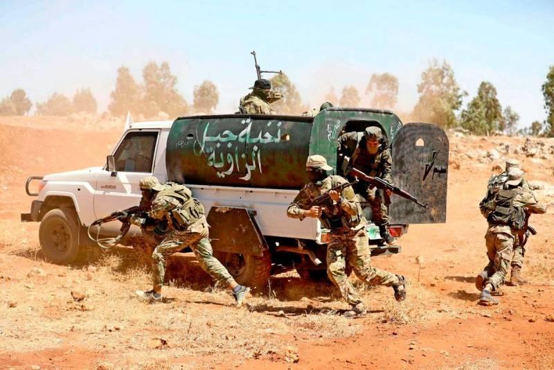 Битва за Идлиб: конфликт в Сирии разгорается с новой силой