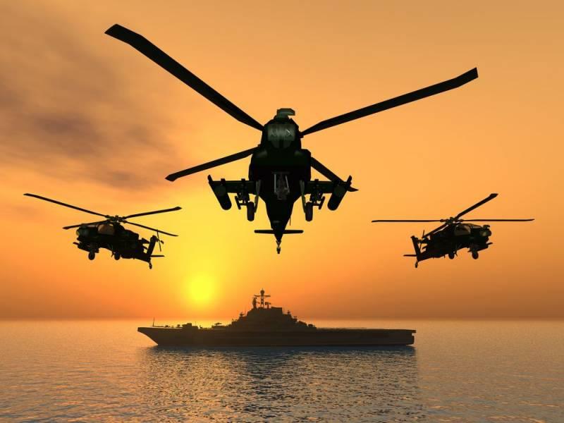 США перебрасывают 1000 военных на Ближний Восток