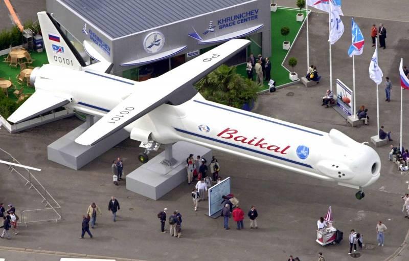 Возвращение «Байкала»: новое «Крыло-СВ» будет испытано через 2 года