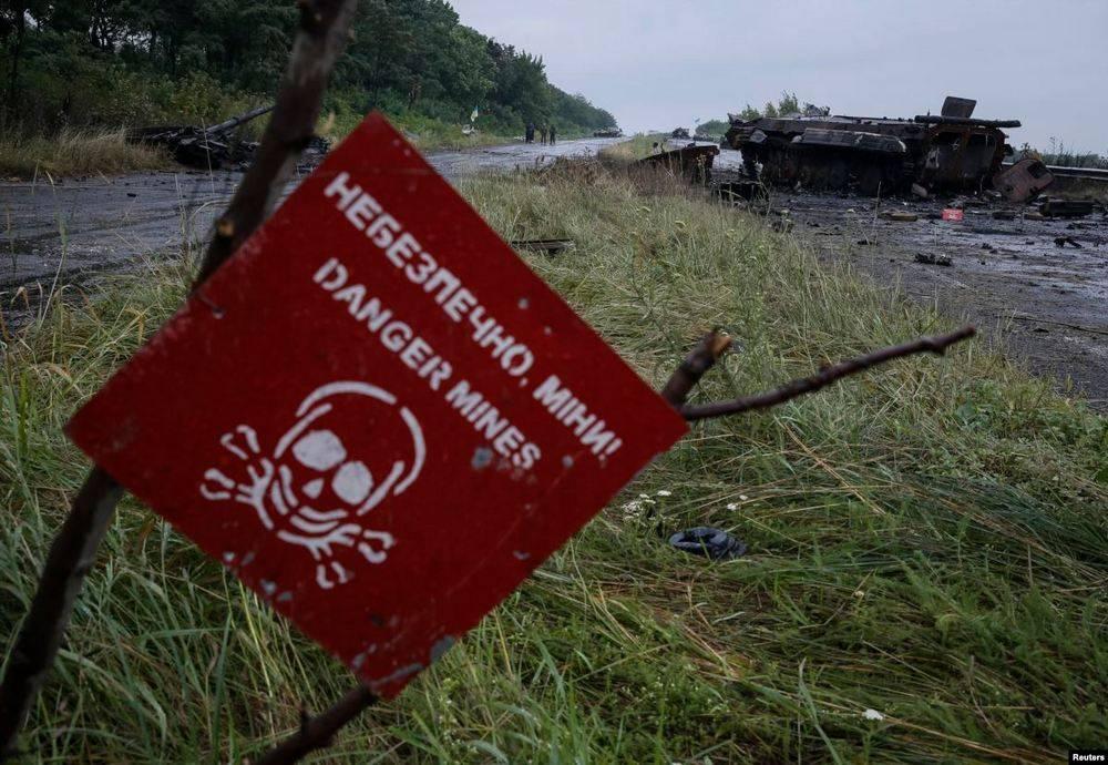 Украина пытается спровоцировать новый виток конфликта в Донбассе