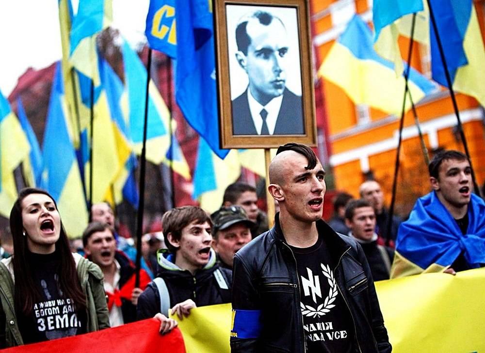 Украинский фашизм фото