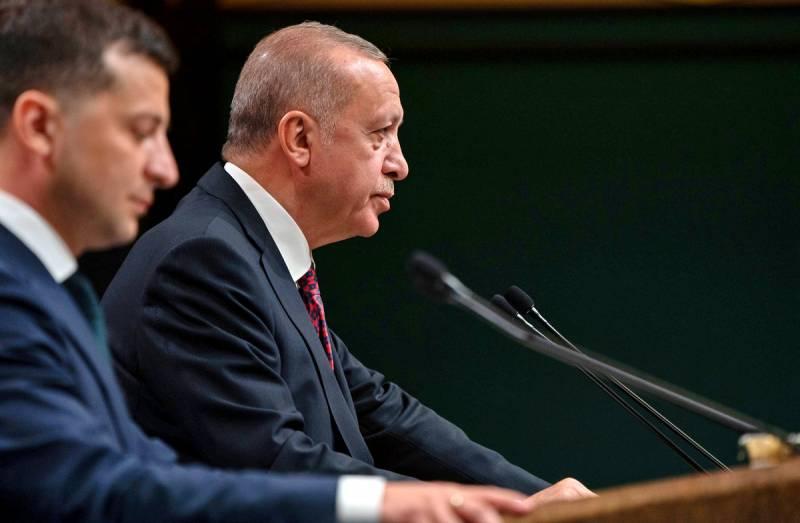 За спиной России: о чем Эрдоган вел тайные переговоры с Зеленским