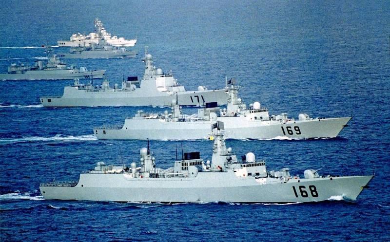 Китайский флот в Персидском заливе: Пекин хочет разыграть хитрую партию
