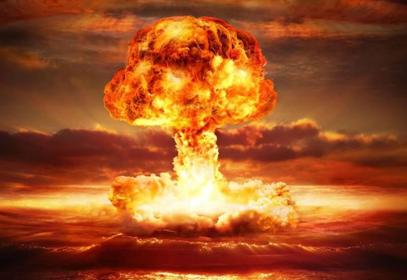 Картинки с ядерной войной